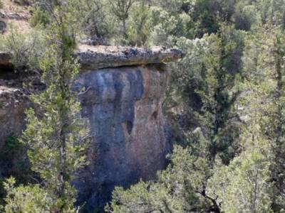Ciudad Encantada de Tamajón - Retiendas - Almiruete;rutas senderismo; nacimiento del rio cuervo